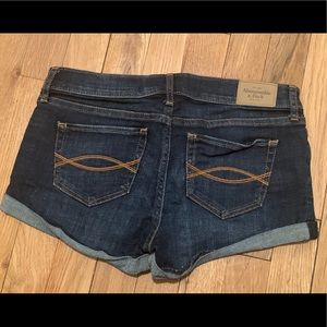 Abercrombie & Fitch Shorts - A&F Denim Shorts Size 0/25W
